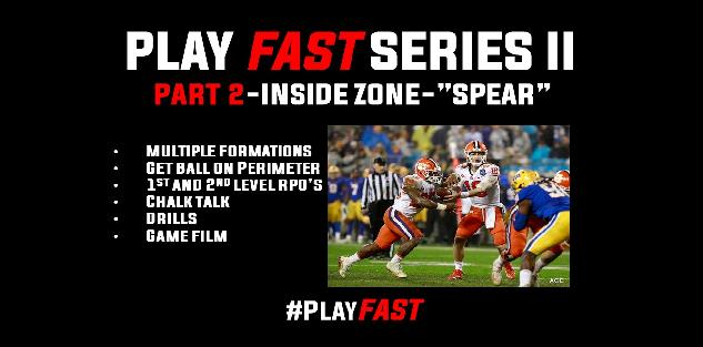 Play FAST Clinic II: SPEAR RPO