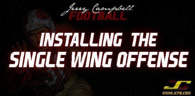How to Install the Single Wing Offense