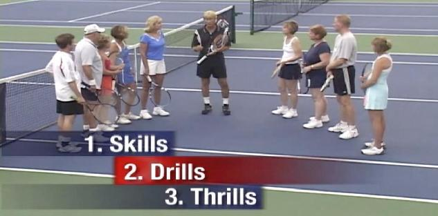 Skills, Drills, & Games for Intermediate Players