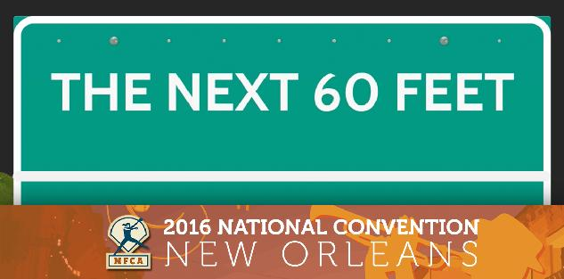 The Next 60 Feet #NFCA2016