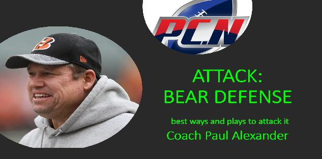 ATTACK: the BEAR defense by Coach Paul Alexander