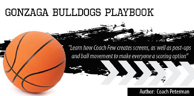 Gonzaga Bulldogs Offensive Playbook