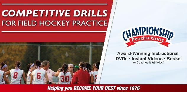 Competitive Drills for Field Hockey Practice