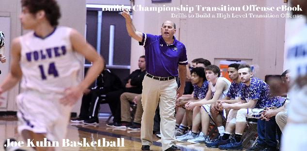 Drills to Build a Championship Transition Offense (Drill eBook)