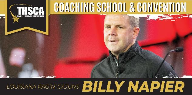 Billy Napier - Offensive Concepts & Planning
