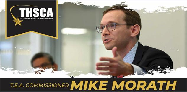 TEA Commissioner Mike Morath - THSCA General Meeting Address