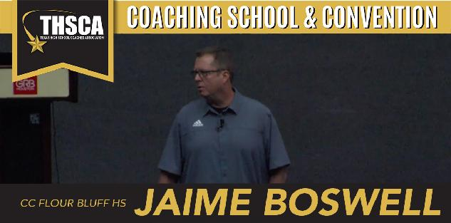 Jaime Boswell, Program Alignment, Offensive Quick Hitters, SLOBS & BLOBS
