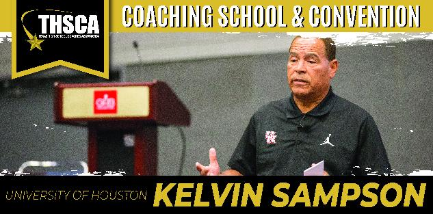 Kelvin Sampson, University of Houston: Houston Cougar Basketball Philosophy