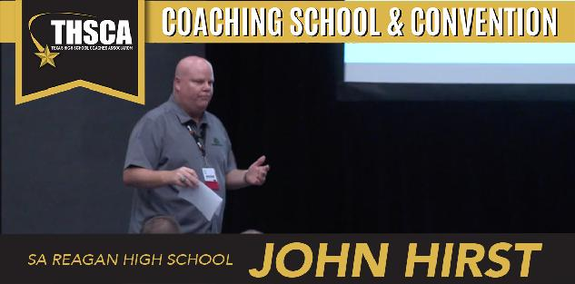John Hirst, SA Reagan HS: Reagan Basketball Offensive Execution Series & Sets that Play to Your Strengths