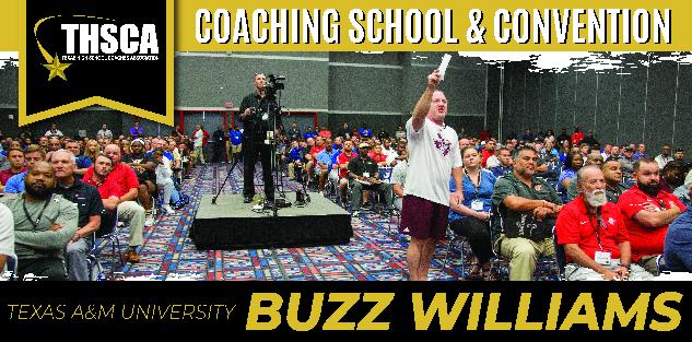 Buzz Williams, Texas A & M University: #getBETTER