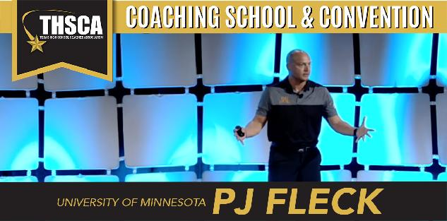 PJ Fleck, Building an Elite Culture