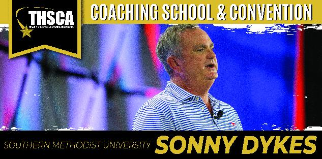 Sonny Dykes, SMU: How to Put Together An Offense