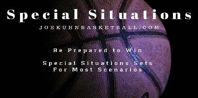 Special Situation Sets ... Be Prepared and Win With These Sets!