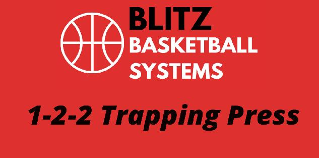 1-2-2 Halfcourt Trapping Press