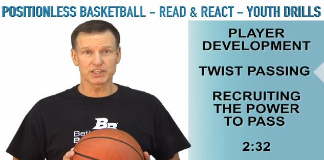 Read & React Youth Practices & Drills: Practice 3