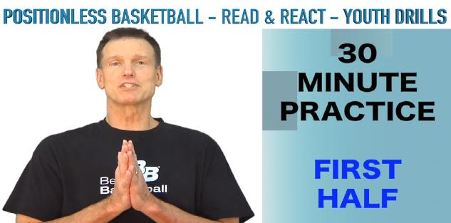 Read & React Youth Practices & Drills: Practice 6