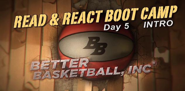 Read & React Boot Camp: Day 5