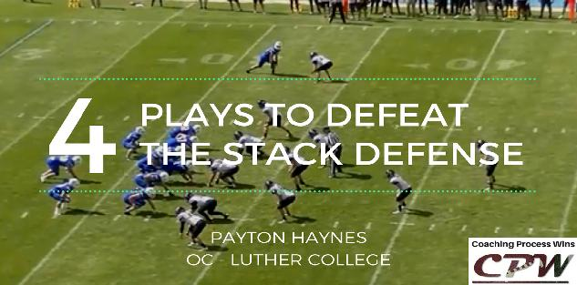 4 Plays to Defeat the Stack Defense