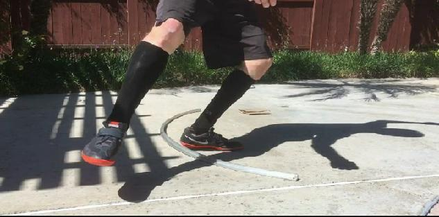 Back Yard Drills: Start Right Every Time - The Big Toe Knows