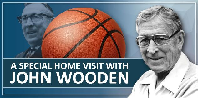 Interview with John Wooden
