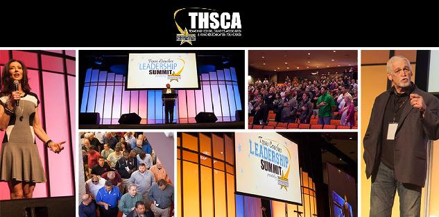 2017 Texas Coaches Leadership Summit #THSCA17