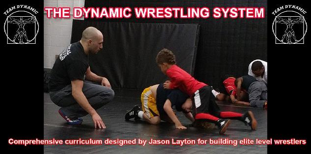 The Dynamic Wrestling Curriculum - Levels 1 - 3