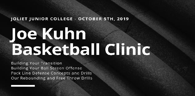 Joe Kuhn and Joliet Junior College Team Clinic, 2019