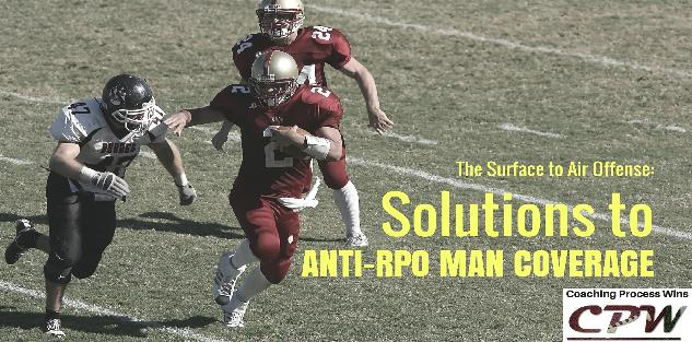 Surface to Air Offense: Solutions to Anti-RPO Man Coverage