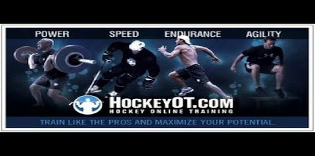 Off-Ice Strength and Conditioning Training