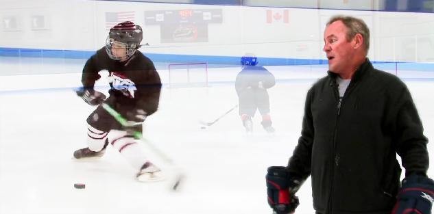 Win More Games with Al's Hockey Skills & Drills