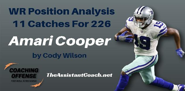 Position Analysis: WR Amari Cooper