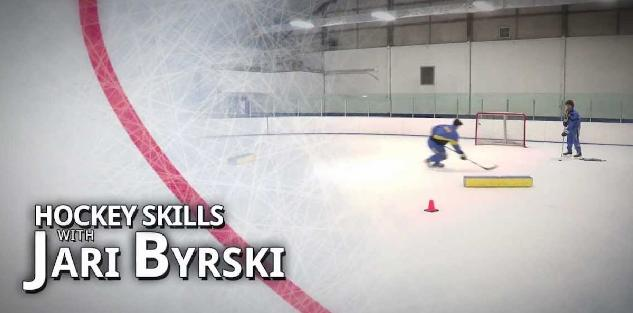 Hockey Skills with Jari Byrsky