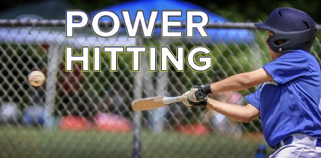 Coaching Baseball - Power Hitting