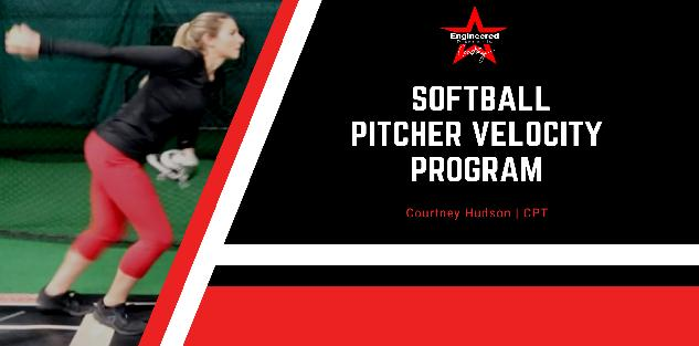 Softball Pitching Velocity Program