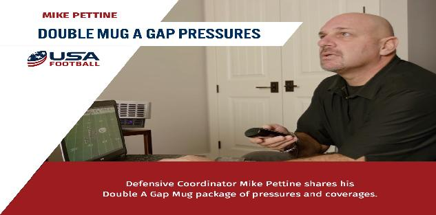 Mike Pettine - Double A Gap Mug Pressures