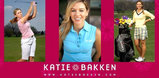 Golf Instruction Tips by Katie Bakken, LPGA