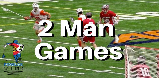 2 Man Games | Lacrosse
