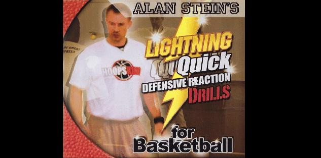 Lightning Quick Defensive Reaction Drills w/ Alan Stein