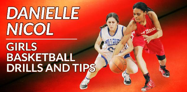 Girls Basketball Drills and Tips