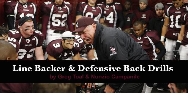 Linebacker & Defensive Back Drills