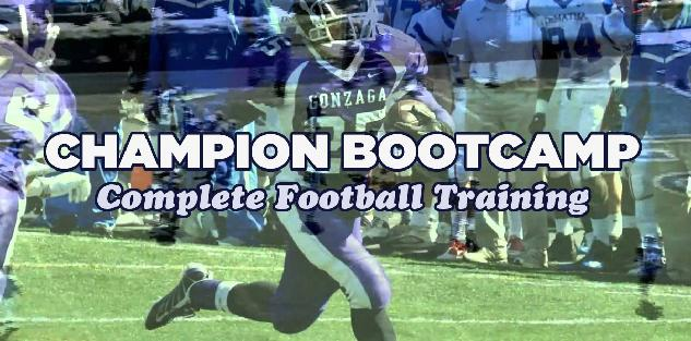 Champion Bootcamp: The Complete Football Training Guide