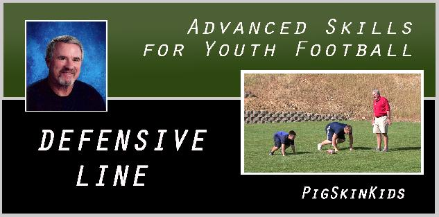 Advanced Skills for youth Football: Defensive Linemen
