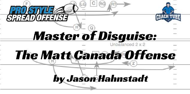 Master of Disguise: Breaking Down The Matt Canada Offense