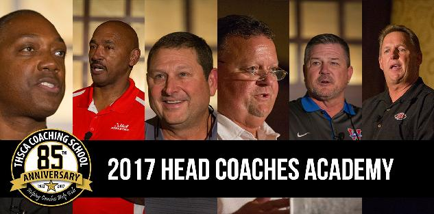2017 Head Coaching Academy
