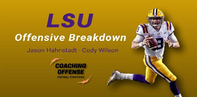 LSU: A Modern Spread Offense