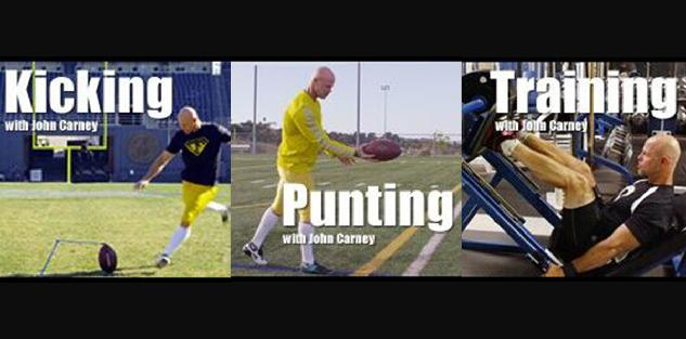 Kick, Punt, and Train Like a Pro