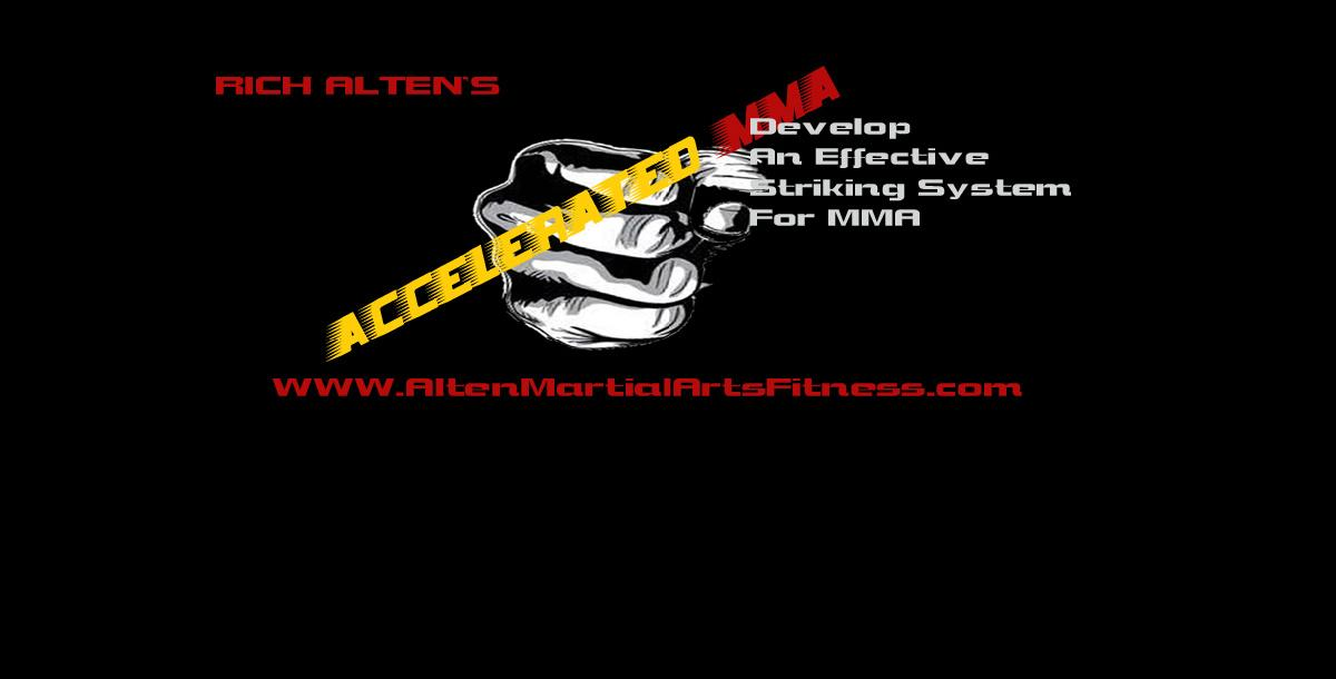 Rich Alten Accelerated MMA Striking System Development