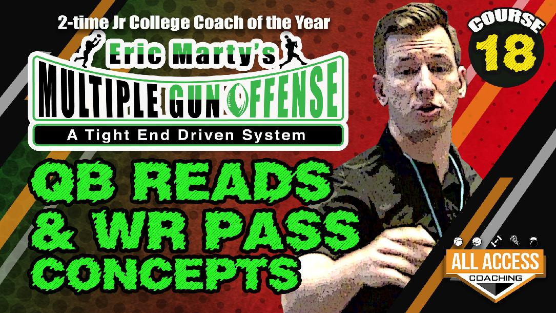 Course 15: QB Reads & Responsibilities