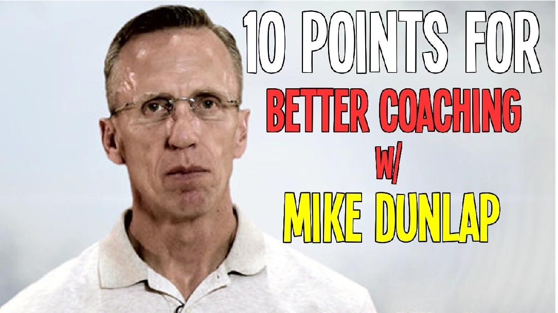 10 Points for Better Coaching