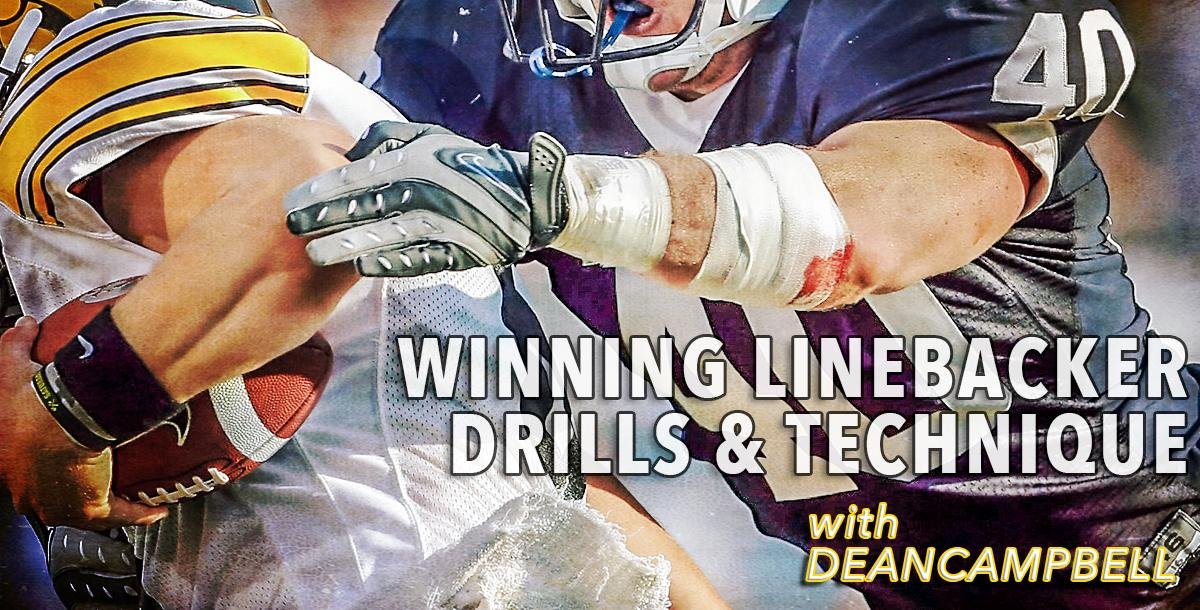 Winning Linebacker Drills & Technique